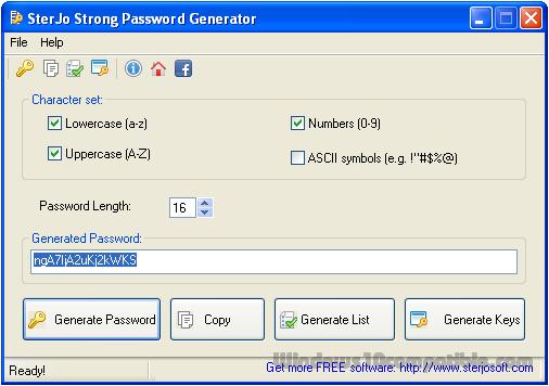 generate wpa2 key from passphrase